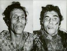 Two of the members of the Black September who carried out the OS attack and were shot dead by the German police.