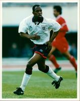 Ian Wright, England and Arsenal football player