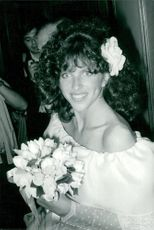 From the wedding between Clio Goldsmith and Carlo Puri