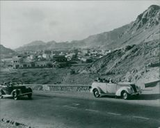 Aden:Crown colony on the red sea.