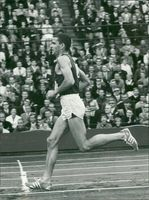 Ron Clarke, athletics