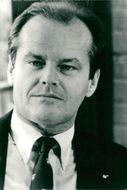 """Actor Jack Nicholson in the movie """"Proof of Vision"""""""