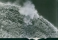 American Planes Bomb Jap Positions In The Solomons.