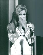 Dalida ( Italian Egyptian singer and actress)