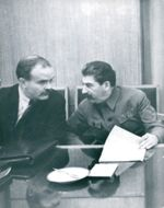 Molotov and Talin during the thirties