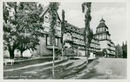 Postcard of Ulricehamns Sanatorium.