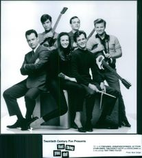 Cast of That thing you do. 1996