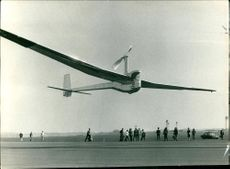 Pedal Powered Aircraft:The bicycle driven glider
