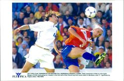 Football World Cup in France 1998. Italy-Chile