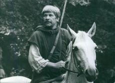 Tommy Johnson as Hubert in The Brothers Lionheart.