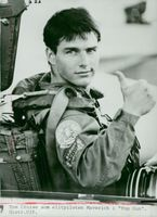 Tom Cruise som elitpiloten i Top Gun