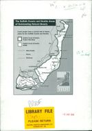 The Suffolk Coasts and Heaths Areas