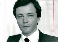 Portrait of the AIDS Specialist Jan-Olof Morfelt