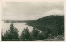 Postcards from the heights of Tvärred and Alhammar in Ulricehamn.