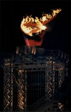 The Olympic Fire at the Olympic Games in Atlanta 1996