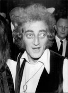 Portrait image of British comedian and actor Marty Feldman taken in an unknown context.