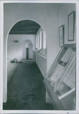 View of museum.1934