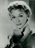 Portrait of Eve Arden.