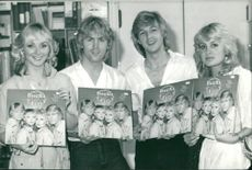 Bucks Fizz Pop group