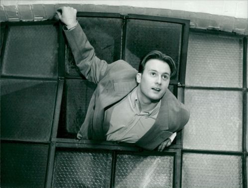 Actor Webster Gary as Ray Daley