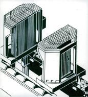 Sketch of that at Nydqvist and Holm AB in Trollhättan ordered the zero-effect reactor FR-0