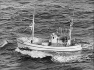 The Swedish fishing boat Elisabeth was rejected from the Soviet fishing zone by Soviet military.