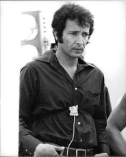 Herb Alpert with his a serious face, 1969.