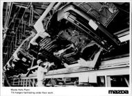 Tiltwagger facilitates the mounting of the vehicle undercarriage.