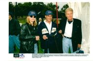 """Michelle Pfeiffer along with Mossimo Suppancig and Wolfgang Ley at Escada Sports Charity """"Children At Play"""""""