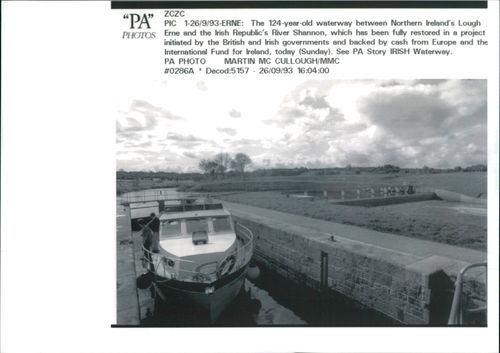 Mrs Patricia Rawlings:The 124year old waterway