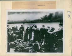 The British evacuate four-fifth of their forces in a dramatic retreat at Dunkirk.