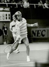 Action image of Hans Simonsson taken in an unknown context.