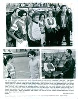 Scenes from the film The Big Green.