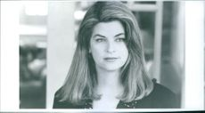 Kirstie Alley stars as Mollie in Look Who's Talking.