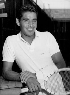 Pancho Gonzales, Mexican tennis player