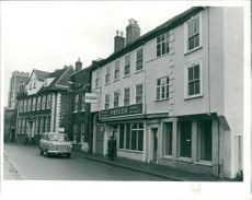 Jewson Houses and Pryce Building Colegate