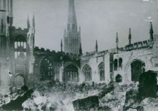 Major attack on Coventry.