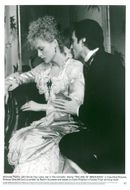 """Michelle Pfeiffer and Daniel Day-Lewis in the movie """"The Time of the Virgin"""""""