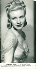 """Ginger Rogers in """"Vivacious Lady"""""""