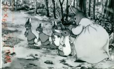 Peter Rabbit: animated for the first time.