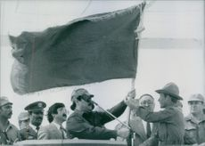Soviet withdrawal from Afghanistan, 1986.