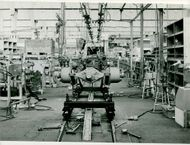 The Scania-Vabis factory