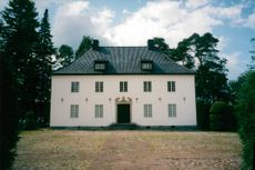Hildas Holm and Axel Munthes house in Leksand