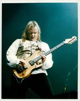 Concert picture on Meat Loaf taken in an unknown context.