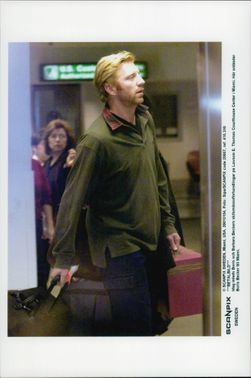 German tennis player Boris Becker.
