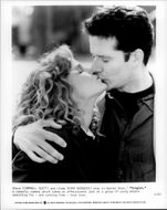 Campbell Scott and Kyra Sedgwick in