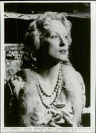"""Actress Meryl Streep in the movie """"Sophie's Choice"""""""