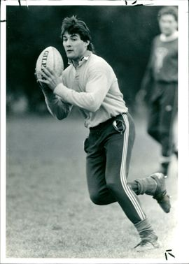 Peter Williams (English rugby player)