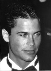 "Portrait of Robert Hepler ""Rob"" Lowe."