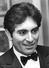 Tom Nassif in a portrait.